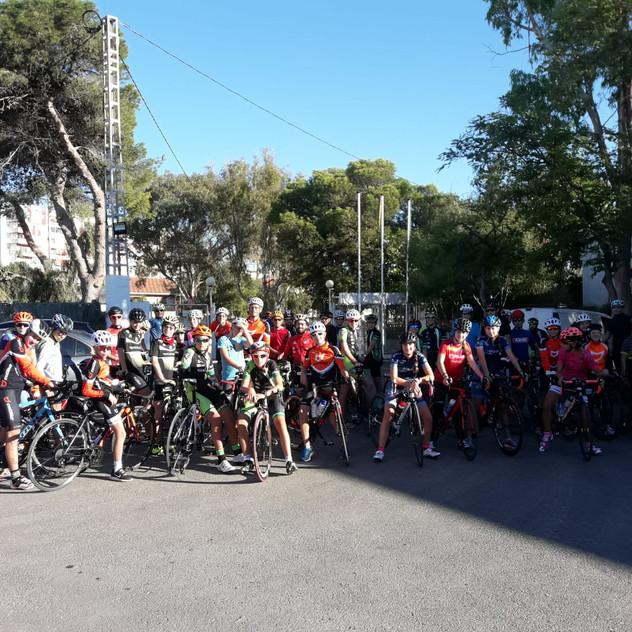 Foto Familia Ciclismo