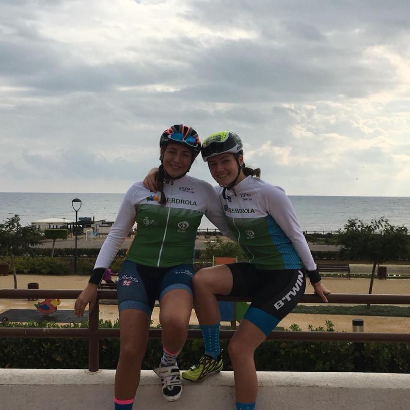 06_Beatriz Ortin y Rocio Lopez en Jornad