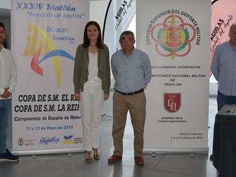 La Copa de S.M. el Rey y S.M. la Reina de Triatlón en Águilas bate el récord nacional de participant