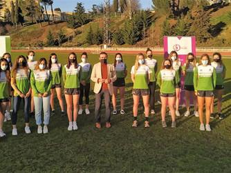Cuatro murcianas participan en el Campus 'Mujer, energía y deporte' organizado por la FETRI en Madri