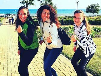 La FTRM acude a las jornadas de triatlón organizadas por la FETRI