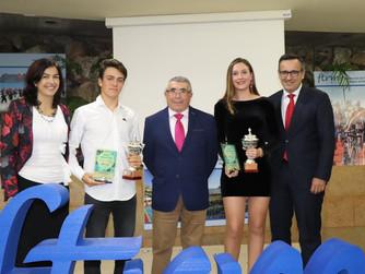 La FTRM premia a los mejores triatletas de la Región de Murcia