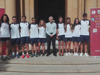 Presentada la Selección Escolar para el Nacional por Autonomías