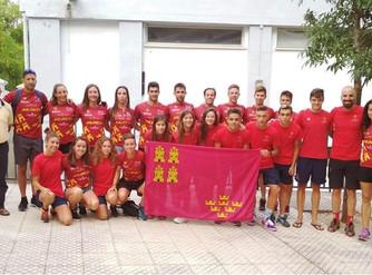 Murcia roza el podio en el Nacional por Autonomías en Edad Escolar