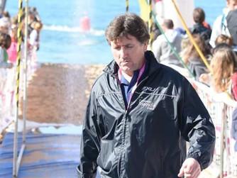 Vicente Sánchez seleccionado por la ITU como Oficial  en los Juegos Olímpicos de Tokio 2020