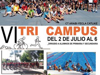 VI Tri campus CT Arabí-Yecla Catlike
