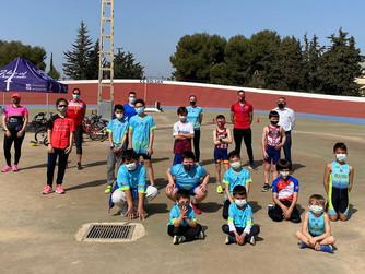 La FTRM celebra su I Concentración de Escuelas de Menores