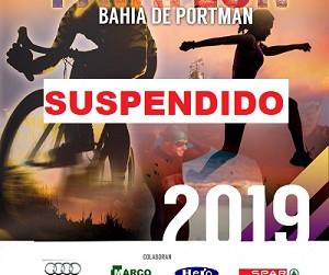 Suspendido el Triatlón Bahía de Portman