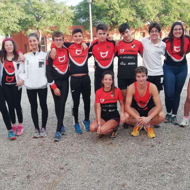 Escuela Triatlón Yecla