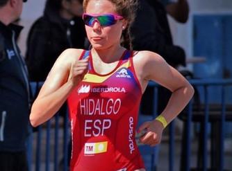 Natalia Hidalgo, seleccionada para el Campeonato de Europa de Triatlón Júnior