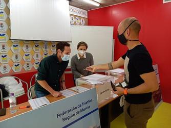 La Federación de Triatlón de la Región de Murcia elige a los nuevos miembros de su Asamblea General