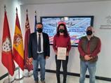 Miriam Álvarez recibirá el Premio Fausto Vicent al Mérito Deportivo Ciudad de Alcantarilla 2020