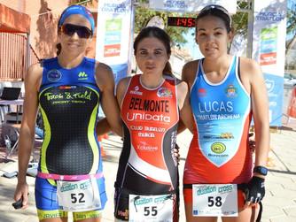 Álvaro Franco y Ana Mª Muñoz, campeones regionales de Duatlón Cross