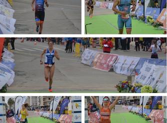 Cinco murcianos consiguen plaza para el Campeonato de España de Duatlón