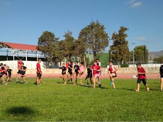 Los infantiles y cadetes se reúnen este fin de semana en Calarreona