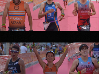 Plazas élite para el Campeonato de España de Triatlón Sprint