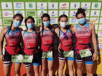 Natalia Hidalgo se proclama Campeona de la Copa de la Reina de Triatlón