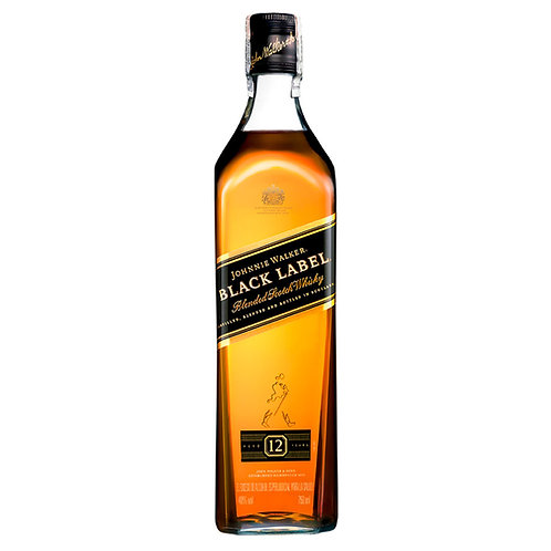 Whisky Jhonnie Walker  Black 750