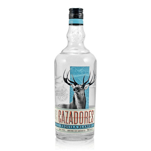 Tequila Cazadores Blanco