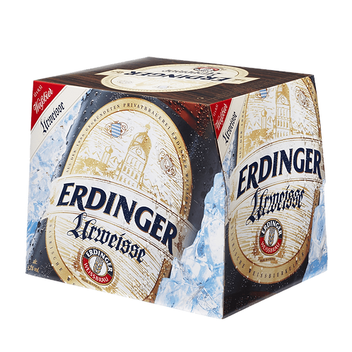 Cerveza Erdinger Urweisse 12 pack
