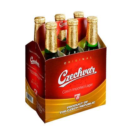 Cerveza Czechvar Original 6 pack