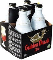 Cerveza Gulden Draak Clasica 4 pack