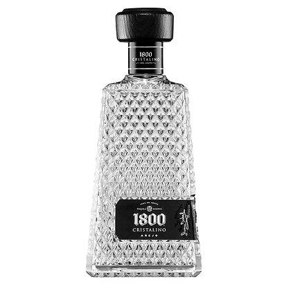 Tequila 1800 Cristalino