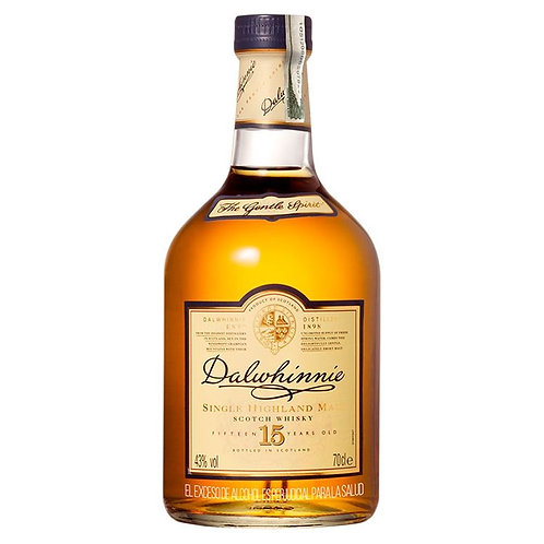 Whisky Dalwhinnie 15