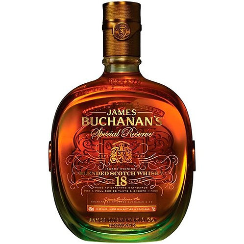 Whisky Buchanan´s 18