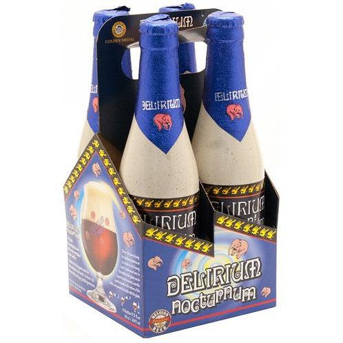 Cerveza Delirium Nocturnum 4 pack