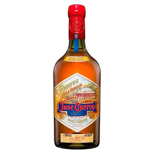 Tequila Jose Cuervo Reserva de Familia