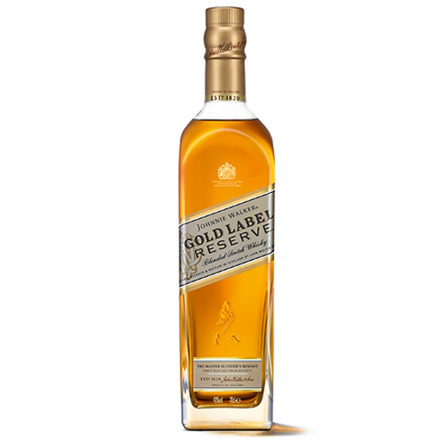 Whisky Jhonnie Walker Gold