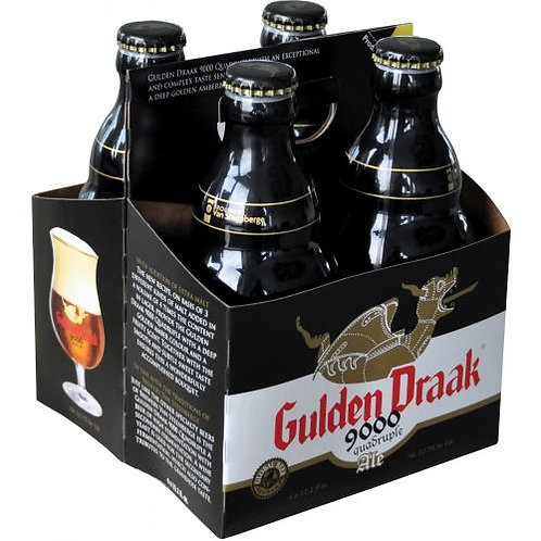 Cerveza Gulden Draak Quadruple 4 pack