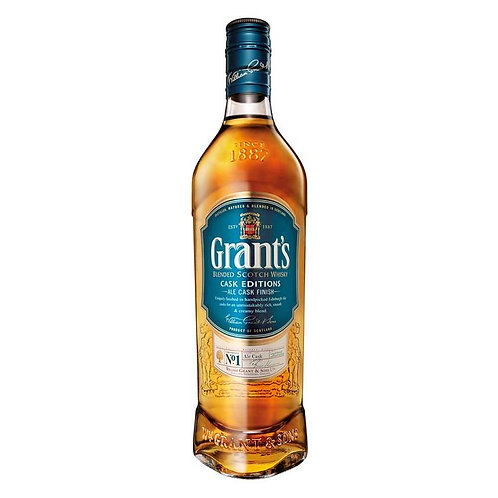 Whisky Grant's Ale Cask