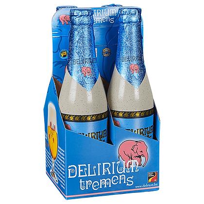 Cerveza Delirium Tremens 4 pack
