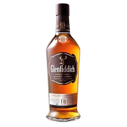 Whisky Glenffidich 18