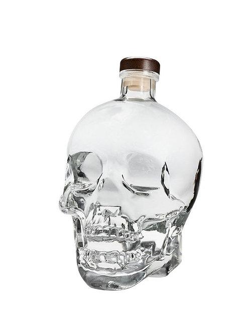 Vodka Cristal Head