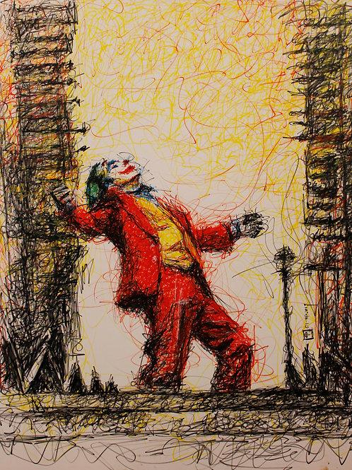 Cuadro Joker