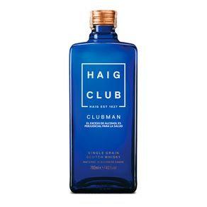 Whisky Haig Club