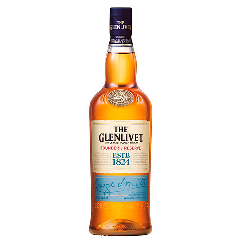 Whisky The Glenlivet Founders Reserve