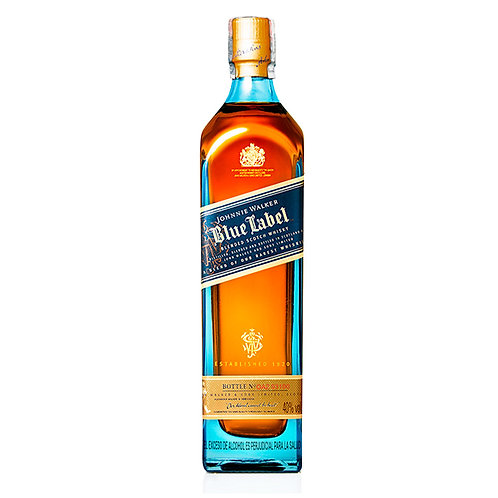Whisky Jhonnie Walker  Blue