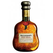 Whisky Buchanan´s Red Seal