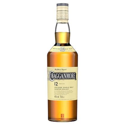 Whisky Malta Cragganmore 12 Años
