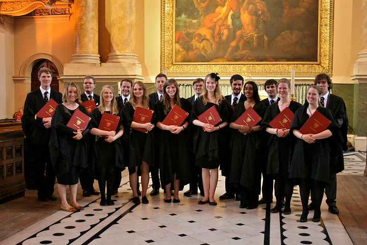 Downing Chapel Choir