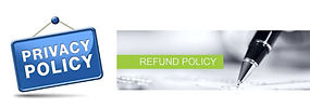 Privacy and Refund Policy Combined Image