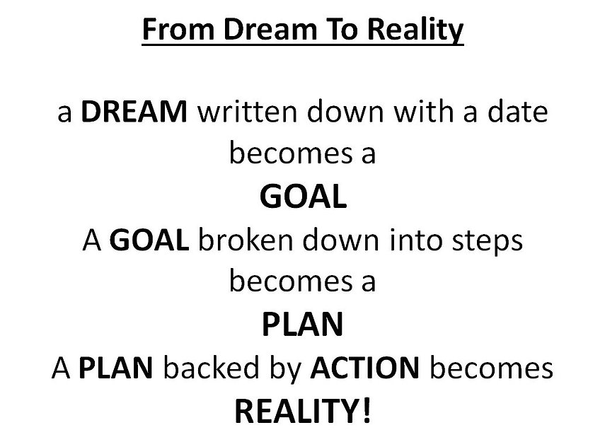 from dream to reality.JPG