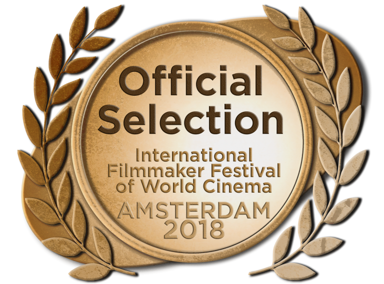 """As It Seems"" Official Selection laurel for the international Filmmaker Festival."