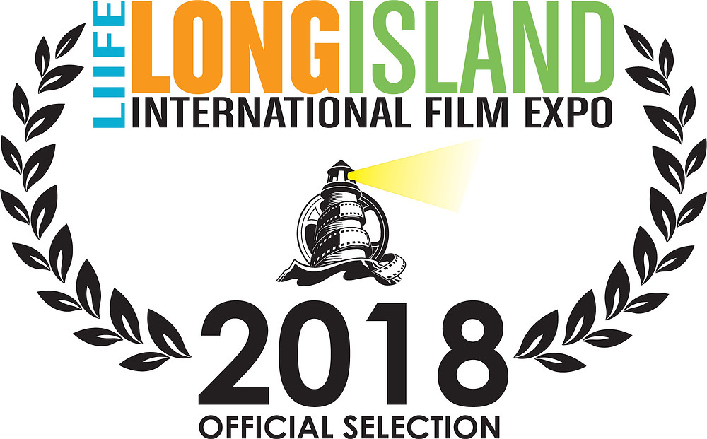 """As It Seems"" official selection laurel for the Long Island International Film Expo."