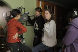 "Behind the scenes of ""As It Seems."""