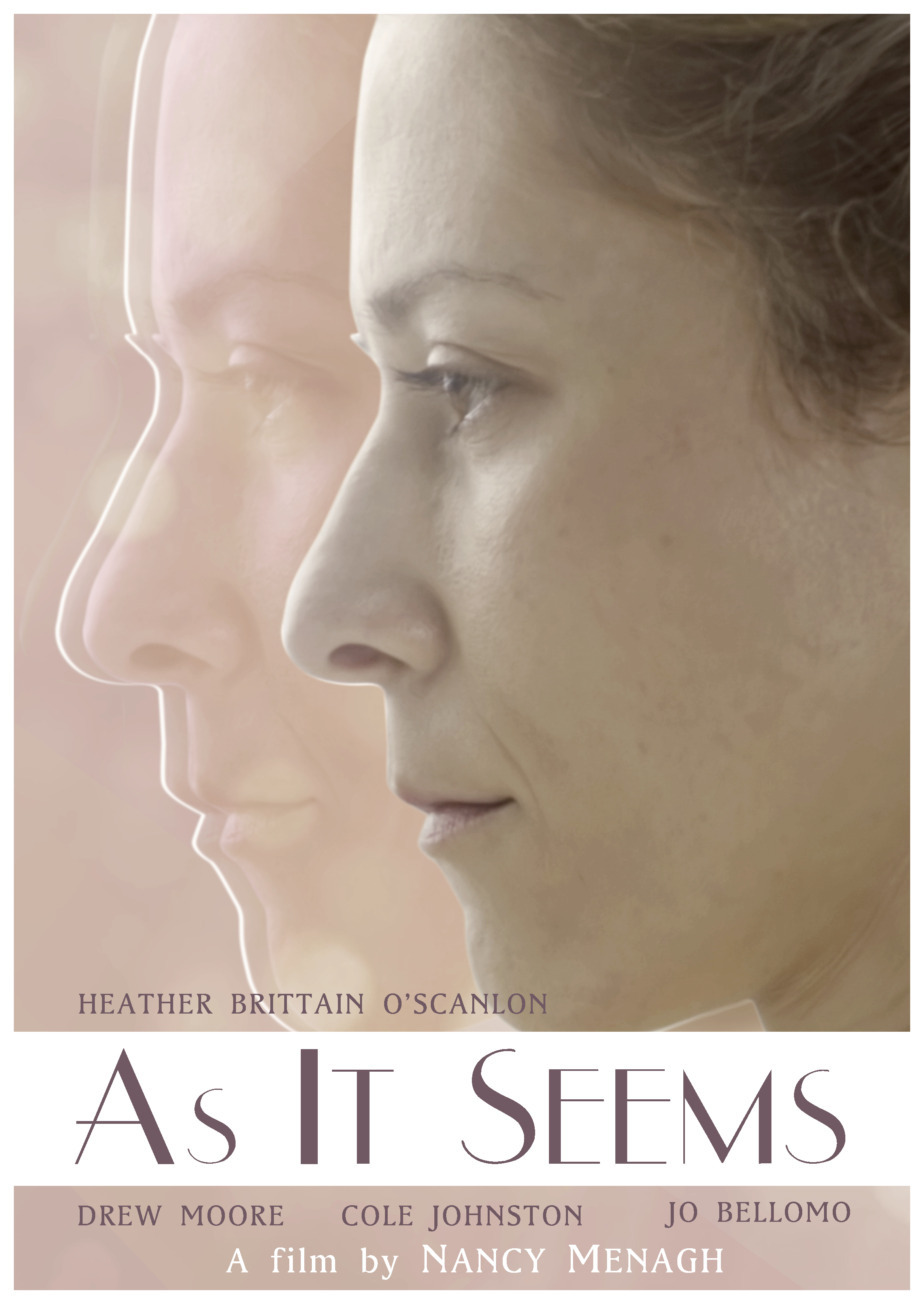 """As It Seems"" poster."